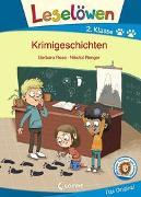 Cover-Bild zu Leselöwen 2. Klasse - Krimigeschichten von Rose, Barbara