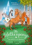 Cover-Bild zu Die Wolkenponys (Band 1) - Das Geheimnis der Edelsteine von Rose, Barbara