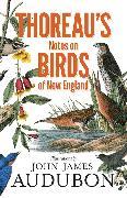 Cover-Bild zu Thoreau's Notes on Birds of New England (eBook) von Thoreau, Henry David