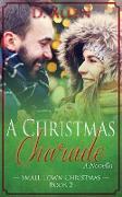 Cover-Bild zu A Christmas Charade (Small Town Christmas, #2) (eBook) von Allen, D.