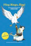 Cover-Bild zu Flieg Ringo, flieg!, Bilderbuch mit CD von Bond, Andrew