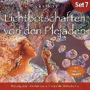 Cover-Bild zu Lichtbotschaften von den Plejaden (Übungs-Set 7) (Audio Download) von Klemm, Pavlina