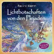 """Cover-Bild zu Lichtbotschaften von den Plejaden - (Ungekürzte Lesung und Heilsymbol """"Drittes Auge"""") (Audio Download) von Klemm, Pavlina"""