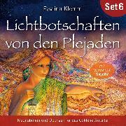 Cover-Bild zu Lichtbotschaften von den Plejaden (Übungs-Set 6) (Audio Download) von Klemm, Pavlina