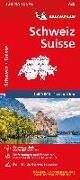 Cover-Bild zu Michelin Schweiz. 1:400'000