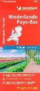 Cover-Bild zu Michelin Niederlande. 1:400'000