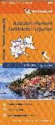 Cover-Bild zu Michelin Aostatal, Piemont, Lombardei und Ligurien. Straßen- und Tourismuskarte 1:400.000. 1:400'000
