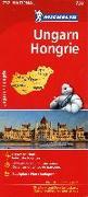 Cover-Bild zu Michelin Ungarn 1 : 400 000 von Michelin (Hrsg.)