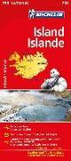 Cover-Bild zu Michelin Island 1:500.000