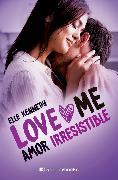 Cover-Bild zu Amor irresistible (eBook) von Kennedy, Elle