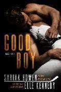 Cover-Bild zu Good Boy (WAGs, #1) (eBook) von Kennedy, Elle