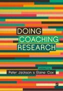 Cover-Bild zu Doing Coaching Research (eBook) von Jackson, Peter (Hrsg.)