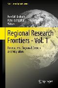 Cover-Bild zu Regional Research Frontiers - Vol. 1 (eBook) von Schaeffer, Peter (Hrsg.)