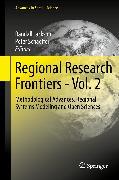 Cover-Bild zu Regional Research Frontiers - Vol. 2 (eBook) von Schaeffer, Peter (Hrsg.)