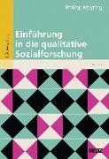 Cover-Bild zu Einführung in die qualitative Sozialforschung von Mayring, Philipp
