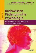 Cover-Bild zu Basiswissen Pädagogische Psychologie (eBook) von Süss, Daniel