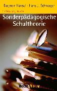 Cover-Bild zu Einführung in die sonderpädagogische Schultheorie (eBook) von Hänsel, Dagmar