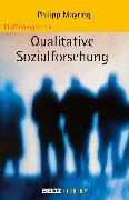 Cover-Bild zu Einführung in die qualitative Sozialforschung (eBook) von Mayring, Philipp