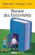 Cover-Bild zu Einführung in die Theorie des Unterrichts (eBook) von Kiper, Hanna