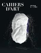 Cover-Bild zu Cahiers d'Art: Rosemarie Trockel: 37th Year von Ahrenberg, Staffan (Hrsg.)