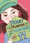 Cover-Bild zu Penny Maroux und das Geheimnis der 11 von Schlick, Oliver