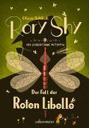 Cover-Bild zu Rory Shy, der schüchterne Detektiv - Der Fall der Roten Libelle (Rory Shy, der schüchterne Detektiv, Bd. 2) von Schlick, Oliver