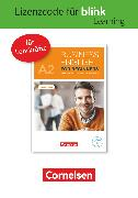 Cover-Bild zu Business English for Beginners, New Edition, A2, Kursbuch als E-Book mit Audios und Videos, Gedruckter Lizenzcode für BlinkLearning (24 Monate für Lehrkräfte)