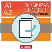 Cover-Bild zu Business English for Beginners, New Edition, A1/A2, Kursbücher mit PagePlayer-App inkl. Audios und Videos, 521059-1 und 521067-6 im Paket