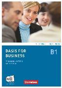 Cover-Bild zu Basis for Business, Fourth Edition, B1, Kursbuch mit CDs und Phrasebook von Eilertson, Carole