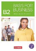 Cover-Bild zu Basis for Business, New Edition, B2, Kursbuch, Inklusive E-Book und PagePlayer-App von Eilertson, Carole