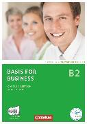 Cover-Bild zu Basis for Business, Fourth Edition, B2, Kursbuch mit CDs und Phrasebook von Eilertson, Carole