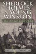 Cover-Bild zu Sherlock Holmes and Young Winston - The Giant Moles (eBook) von Hogan, Mike