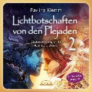 """Cover-Bild zu Lichtbotschaften von den Plejaden - (Ungekürzte Lesung und Heilsymbol """"Seelenfreiheit"""") (Audio Download) von Klemm, Pavlina"""