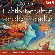 Cover-Bild zu Lichtbotschaften von den Plejaden (Übungs-Set 5) (Audio Download) von Klemm, Pavlina