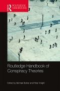Cover-Bild zu Routledge Handbook of Conspiracy Theories (eBook) von Butter, Michael (Hrsg.)