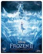 Cover-Bild zu Frozen 2 - Il Segreto di Arendelle - Steelbook (DVD + BD) von Jennifer Lee (Reg.)