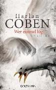 Cover-Bild zu Wer einmal lügt von Coben, Harlan
