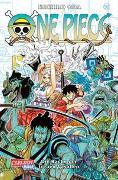 Cover-Bild zu One Piece 98 von Oda, Eiichiro
