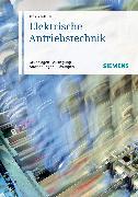 Cover-Bild zu Elektrische Antriebstechnik (eBook) von Weidauer, Jens