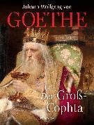 Cover-Bild zu Der Groß-Cophta (eBook) von Goethe, Johann Wolfgang von