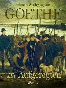 Cover-Bild zu Die Aufgeregten (eBook) von Goethe, Johann Wolfgang von