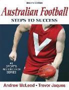 Cover-Bild zu Australian Football: Steps to Success von McLeod, Andrew