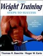 Cover-Bild zu Weight Training von Baechle, Thomas R.