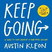 Cover-Bild zu Keep Going von Kleon, Austin