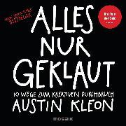 Cover-Bild zu Alles nur geklaut (eBook) von Kleon, Austin