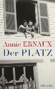 Cover-Bild zu Der Platz (eBook) von Ernaux, Annie