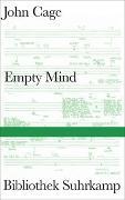 Cover-Bild zu Empty Mind von Cage, John