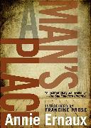 Cover-Bild zu A Man's Place (eBook) von Ernaux, Annie