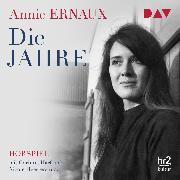 Cover-Bild zu Die Jahre (Audio Download) von Ernaux, Annie