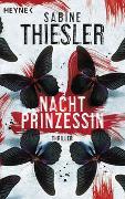 Cover-Bild zu Nachtprinzessin von Thiesler, Sabine